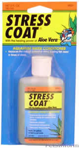 "Pets Inform - Продукция фирмы ""Aquarium Pharmaceuticals"" - Stress-Coat"